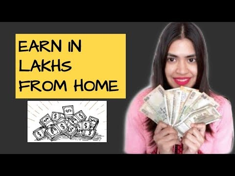 How to earn MONEY from HOME | Ghar baithe paise kaise kamaye | घर बैठे कमाओ | Easy Business tips