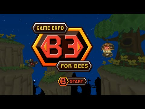 B3 Game Expo for Bees (Wii U) Nintendo eShop - European trailer thumbnail