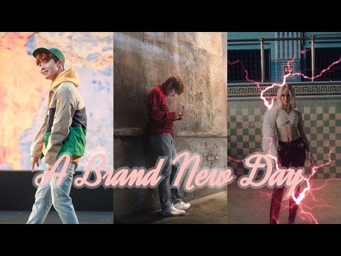 BTS-A Brand New Day 中字 Feat. Zara Larsson(BTS WORLD Original Soundtrack Pt.2)