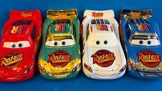 Тачки Молния Маквин меняет цвет Мультик про Машинки для Детей Cars McQueen