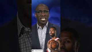 'Dame can't win in Portland' — Shannon Sharpe | NBA | UNDISPUTED #shorts