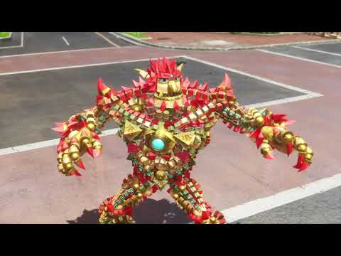 PS4 Gameplay de Knack 2