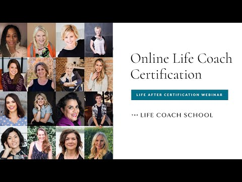 What's Different After Certification | The Life Coach School - YouTube