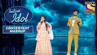 'Jee Na Lage' से Contestants ने पहुँचाया Dharamendra को यादों में   Indian Idol   Contestant Mashup