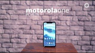 Motorola One Power First Look | Motorola One Power Price in India | Motorola One Power Features | Kholo.pk
