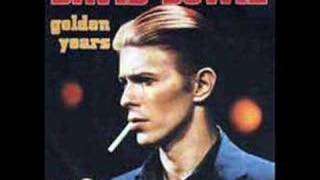 David Bowie - Golden Years video