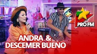 ANDRA & Descemer Bueno   Camarero    ProFM LIVE Session