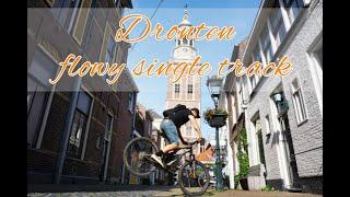 Best single tracks in the Netherlands: MTB route Dronten - flowy trail