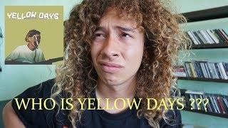 Who Is Yellow Days