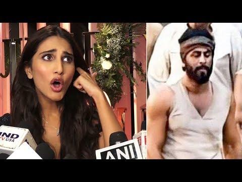 Vaani Kapoor's Reaction On Ranbir Kapoor's LEAKED Look From SHAMSHERA