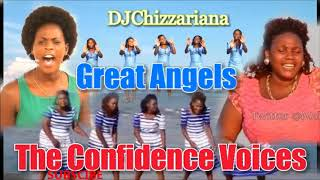 GREAT ANGELS vs THE CONFIDENCE VOICES – DJChizzariana