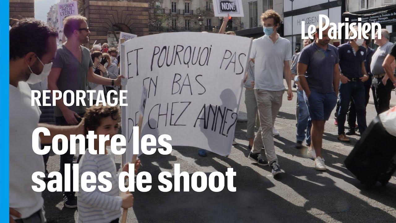 Salles de Shoot à Paris : excédés par un nouveau projet dans leur quartier, les riverains du Xe m