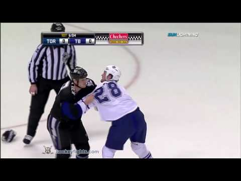 Matt Walker vs. Colton Orr