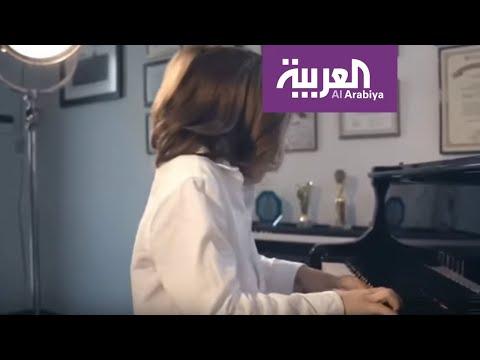 العرب اليوم - شاهد: طفل يوناني يؤلف مقطوعة موسيقية لدعم مصابي