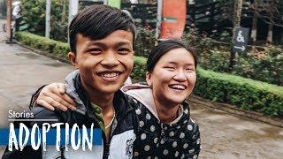 16-Year-Old Van Dai Meets His Adoptive Family – Vietnam Adoption Story