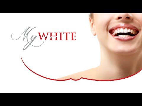 My White Evolution - Dental bleaching protocol for professional use