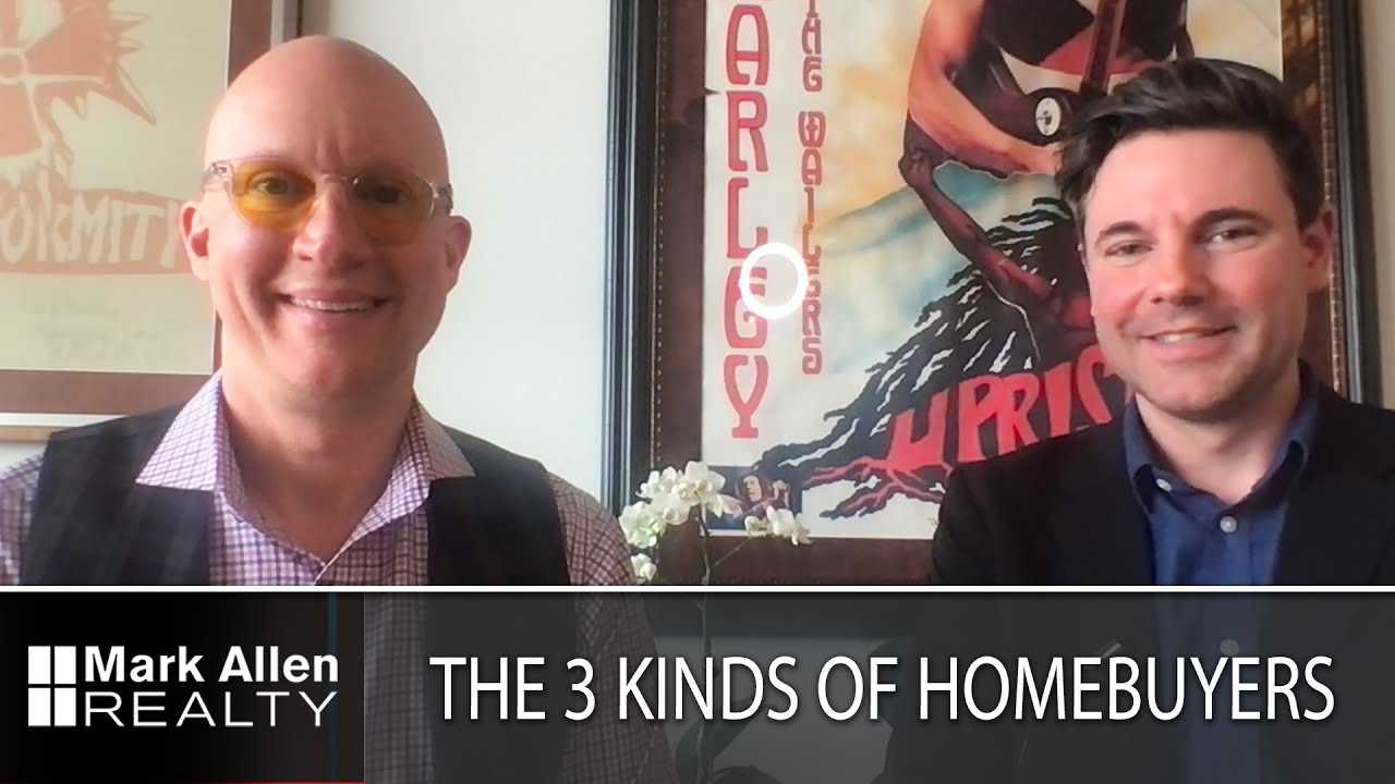 What Are the 3 Types of Homebuyers?