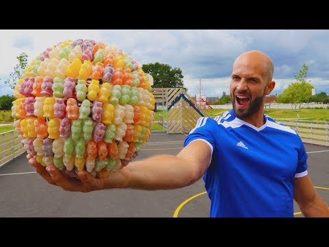 EPIC JELLY BABY FOOTBALL!