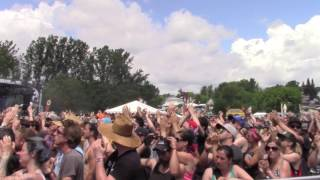 Anti-Flag Live @ Montebllo Rockfest 2017 Complete show