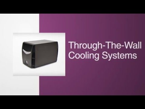 Video thumbnail for Through-the-Wall Wine Cellar Cooling Unit Application