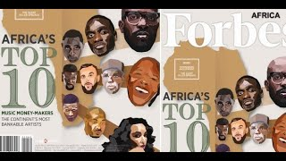 Top 10 Richest Musicians in Africa 2020 Forbes List