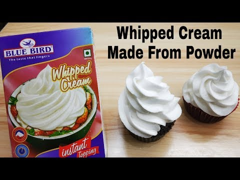 Whipped Cream Powder At Best Price In India