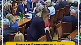K. Berkowicz (Konfederacja) ostro o ZUS-ie: ZUS to czarna dziura, w której znikają nasze pieniądze!