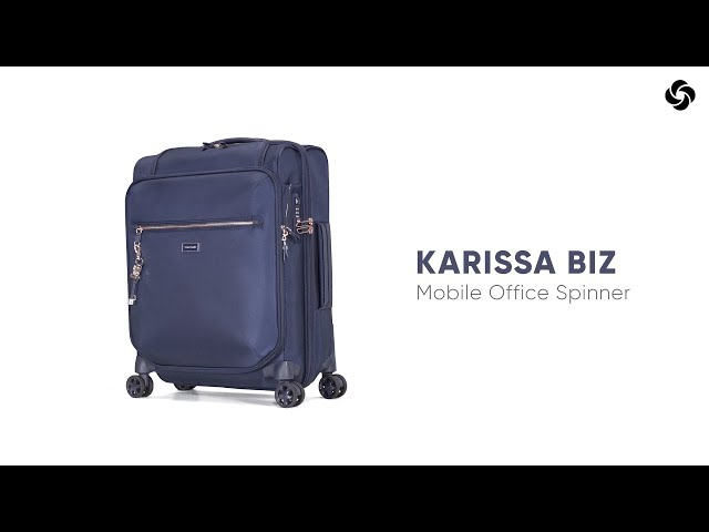 Karissa Biz Trolley (4 ruote) 55cm video 1