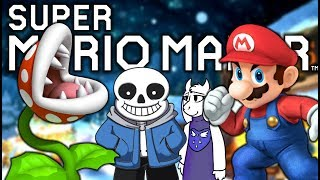 PLAYING YOUR COURSE SUBMISSIONS!! | Super Mario Maker (NOT UNDERTALE....?)