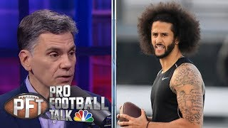 Both sides to blame in Colin Kaepernick workout fiasco | Pro Football Talk | NBC Sports