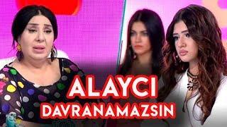 Azeri Yarışmacı Sima Şerafettinova'nın Jüriye Posta Koyması