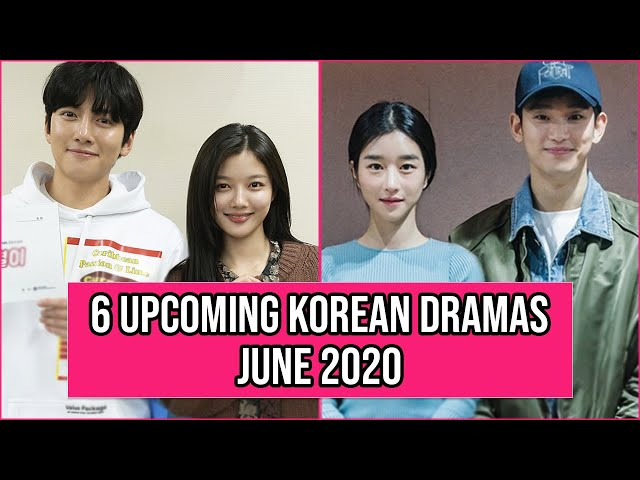 6 New Korean Dramas Coming Out In June 2020