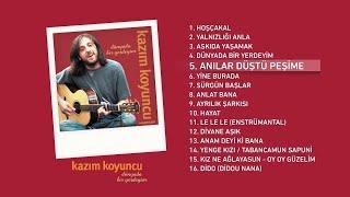 Anılar Düştü Peşime (Kazım Koyuncu) Official Audio #anılardüştüpeşime #kazımkoyuncu - Esen Digital
