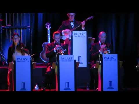 "Max Raabe & Palast Orchester - ""Alabama - Song"", 07.10.2018, С.- Петербург"