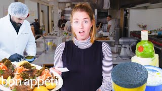 Pro Chef Makes a Meal with $10K+ Caviar | Bon Appétit