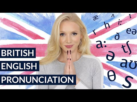 British English Pronunciation - Modern RP Accent - YouTube