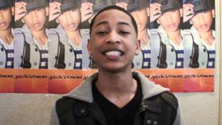Jacob Latimore Is Giving Out His Digits!