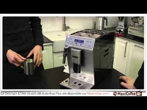 Delonghi ETAM 29.620.SB Autentica Plus | Machine à café automatique | Le Test MaxiCoffee