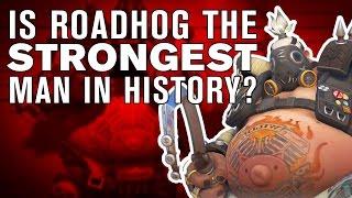 The SCIENCE! Behind Roadhog in Overwatch