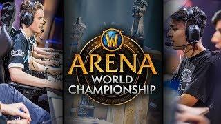 Arena World Championship   финал состязаний 2018 (субтитры)