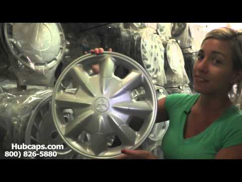 Automotive Videos: Mitsubishi Diamante Hub Caps, Center Caps & Wheel Covers