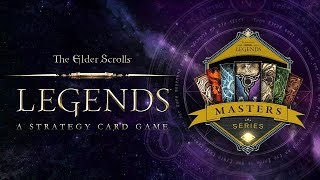 The Elder Scrolls: Legends Masters Series Championships – Day 1 – Group Stage