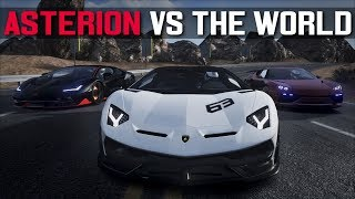 Lamborghini Aventador Svj Vs Centenario म फ त ऑनल इन