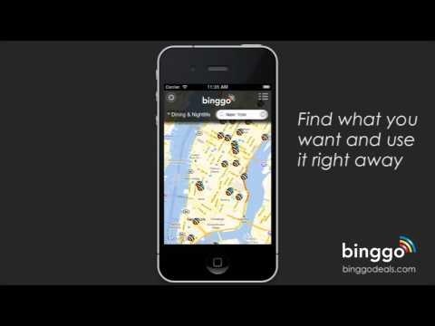 Video of binggo deals offers & coupons