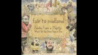 (Full Album) Fables from a Mayfly: What I Tell You Three Times Is True - Fair To Midland