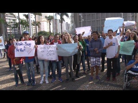 Ameaça de corte de verba leva entidades a protestar