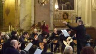 preview picture of video 'Concerto Orchestra di chitarre (Prima parte) - Zagarolo'
