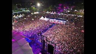 """ SUNSET DI TANAH ANARKI "" - SID Live In  Concert  At TEGAL"