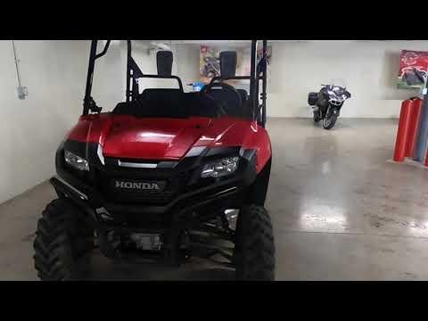 2014 Honda Pioneer 700 E