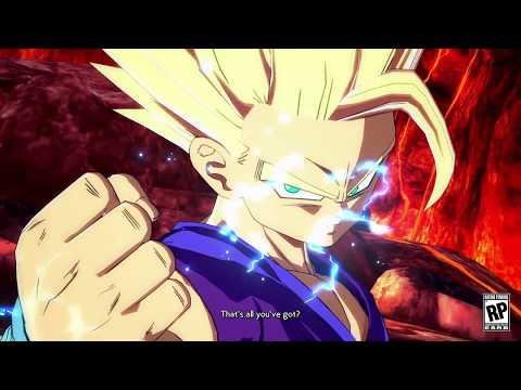 E3 2017 - spektakuläre Dragon Ball FighterZ-Videos von Goku und anderen
